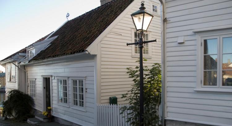 La présence de GDF SUEZ en Norvège : Stavanger.